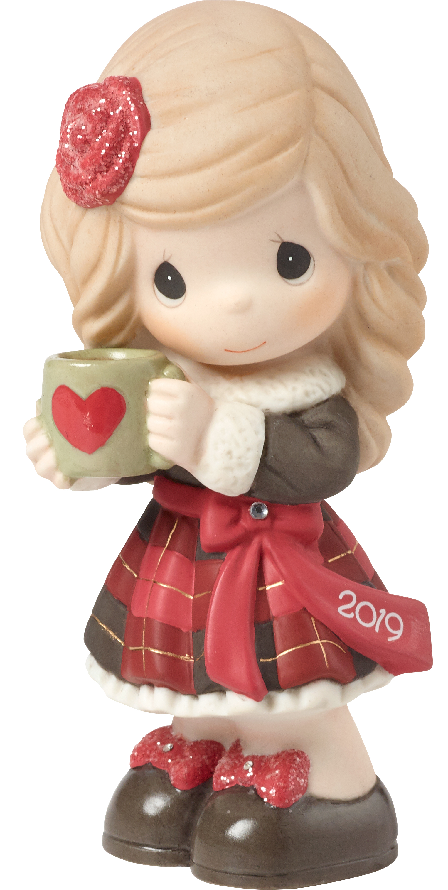 2019 Dated Figurine And Christmas Ornaments Are Here Precious Moments Co Inc