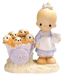 The History Of Precious Moments Part 4 The Original 21 Precious Moments Figurines Precious Moments Co Inc